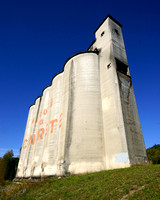 Old Washington Portland Cement Silo