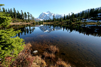 Mt. Shuksan Reflection